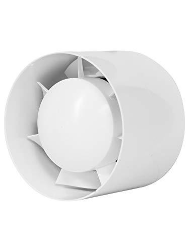 Ventilador de tubo de 100 mm de diámetro