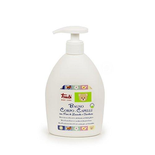 bagno corpo-capelli ai fiori di lavanda 500 ml