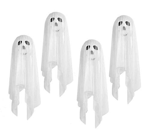 ARALIGA Halloween Schädel Horror Parodie Ballon Party Dekoration liefert Ghost Gaze Ballon