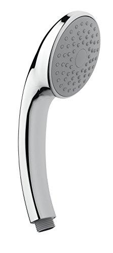 """Nikles Handbrause Smile 95 Clean 1/2"""" *Durchmesser 95 mm, 1-strahlig, Easy -to-clean Technik, geregelte Durchflussmenge 12l/min."""