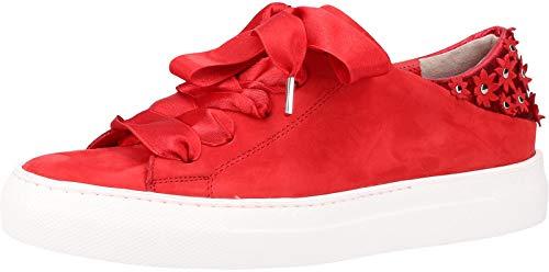Paul Green 4626 Damen Sneakers Rot, EU 39
