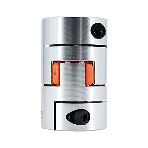 Basic Cellphone Cases Piezas CNC Acoplador 2pcs / Lote Tornillo de Bola XB Acoplamiento D40 L50 Agujero Interior 10MM-20mm Acoplador Flexible para Motor Starto Starto (Inner Diameter : 10x12mm)