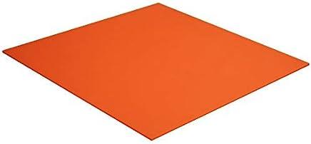 Amazon com: Orange - Plastic Sheets / Plastics: Industrial
