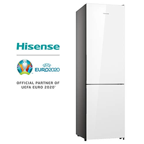 Hisense RB438N4GX3 Kühl-Gefrierkombination/ 2 M/ NoFrost/ A+++/ Inverter Kompressor/ Kühlteil 245 liter/ Gefrierteil 89 liter/ 38 dB/ Dual-Tech Cooling