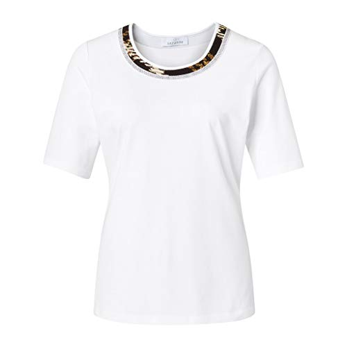 Se-Stenau Shirt 1/2 Arm, weiß(weissuni (010)), Gr. 40