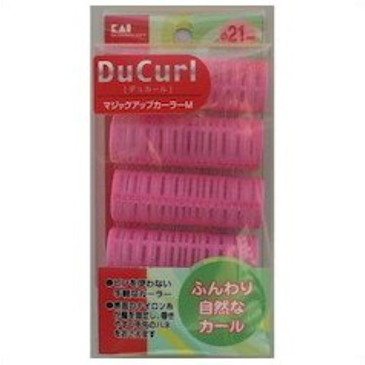 本体巧みなスタッフHC-0646 DuC マジックアップカーラーM 4P