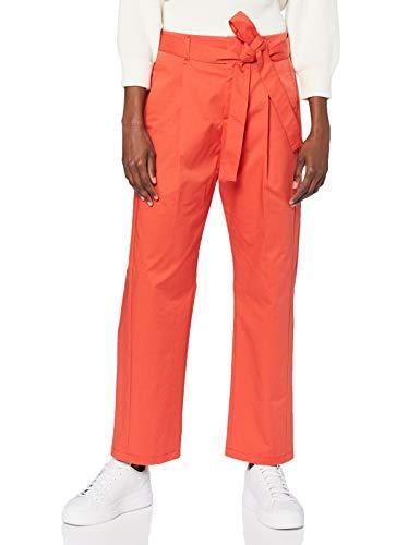 BOSS C_termine Pantalones, Dark Orange802, 34 para Mujer