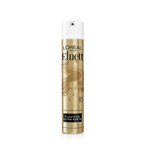 ELNETT - Laque Fixation Extra Forte 300Ml