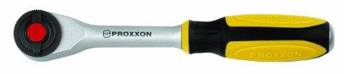 Proxxon Rotary 23082 Ratsche, 6,3mm (1/4Zoll) mit zusätzlicher Winkelschraubfunktion