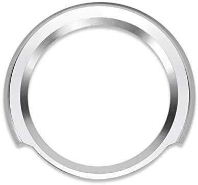 MixFactory para Ford EcoSport Edge Mondeo Focus Auto Engine Start Stop Button Key Decoration Covers Molduras Interiores Interruptor Circle Ring Trim Protection Sticker Car Styling Accesorio