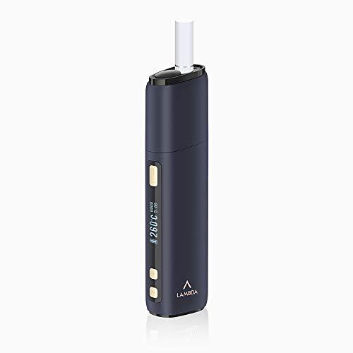 LAMBDA CC (versión más reciente) Dispositivo para tabaco Heat Sticks Starter Kits con pieza...