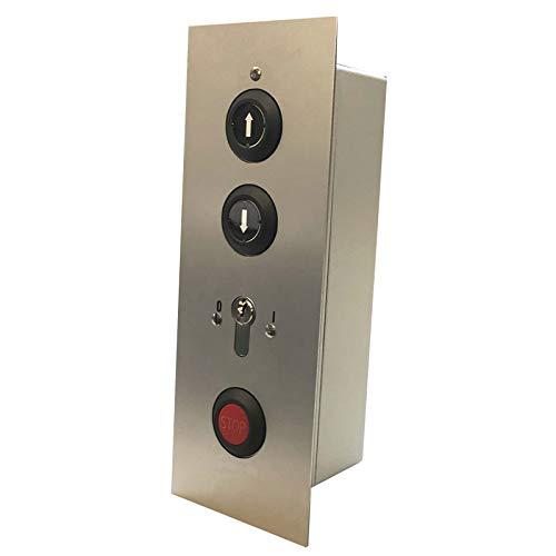 BAUER - Schlüssel Schalter UP 400V/3A IP55 - Torantrieb, Antrieb, Schranken, Aufzug