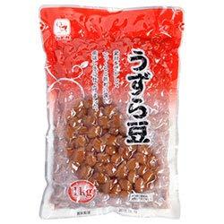 カモ井 うずら豆 1kg×1袋入