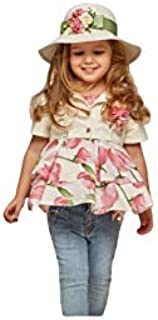 Bonny billy Turkey Girl Four Pieces Pant with Cap Clothing Set