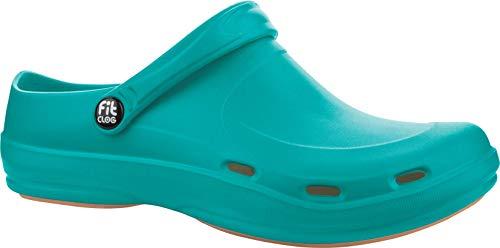 Fitclog BLFITCLOG - Zapatillas Especiales, Talla 41, Color Turquesa