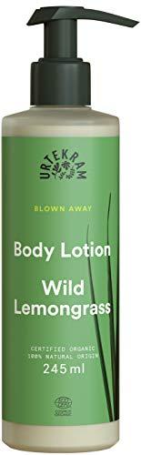 Urtekram - Blown Away - Wild Lemongrass - Loción Corporal 245 ml - Ecológico