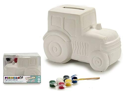 Ar Hucha Tractor para Pintar