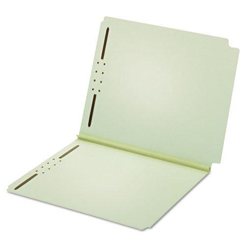 듀얼 탭 프레스 보드 폴더 2 패스너 2 확장 편지 LT 녹색 25 | CT
