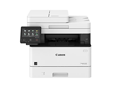 Canon imageCLASS MF426dw Monochrome Printer with Scanner Copier & Fax, Amazon Dash Replenishment Ready