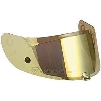 con pins para arrancar para viseras HJC color transparente 10 unidades L/áminas de protecci/ón de HJC