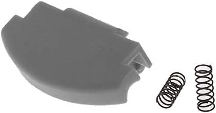 JAP768 1pc Car Armrest Console Lid Cover Center Latch Clip Catch Fit For VW Fit For Passat B5 Fit For Jetta Fit For Bora MK4 Color : Gray