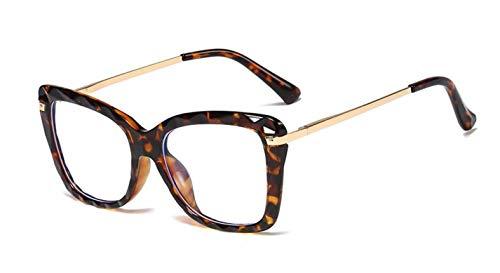 Buho Eyewear - Lentes Filtro de Luz Azul para Computadora Modelo Frida (TR90 y metal) (Charlotte Carey)