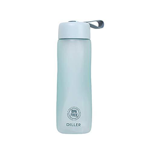Water Bottle - Water Bottles - Best Sports Water Bottle Cycling Fitness Water Bottle Outdoor Sports Cup Travel Water Cup Friendly Bike Water Bottle (Sky Blue)