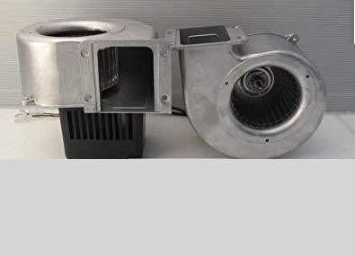 AGRIPRO TRIAL VC10 - Ventilador centrífugo (82/85 W), para motores de calderas de huesos de aceituna y estufas de pellets