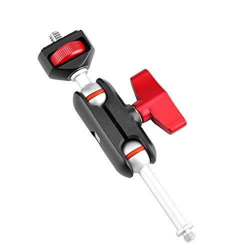Kit de montaje del soporte de la abrazadera del brazo mágico de la fricción del brazo de la fricción de 11 'ajuste para la plataforma de vino de video de la cámara de acción sin espejo de DSLR