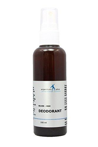Desodorante Plata-MSM 100 ml