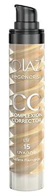Olay Regenerist CC Cream Touch of Foundation 50 ml Light [German Import]