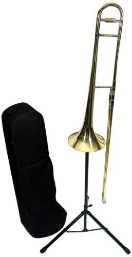 Bentley - Set con trombón, color dorado