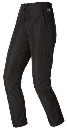 Odlo Dynamic Pantalon pour Femme avec snowgaither XL Noir - Noir