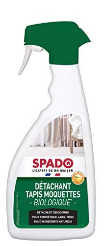 SPADO Détachant Tapis Moquettes Biologique 500 ml