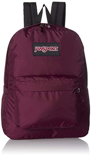 JanSport Ashbury 15 Inch Laptop Backpack - Comfortable School Pack, Dried Fig