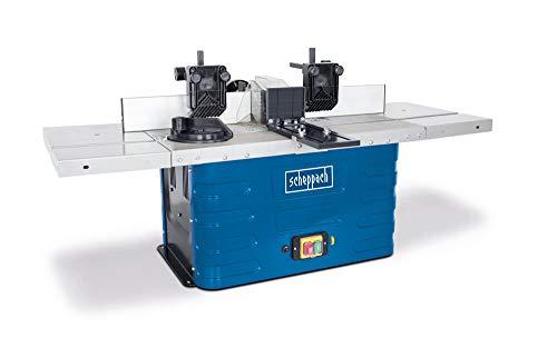 Scheppach Fräsmaschine HF50 – 230 V 50 Hz 1500 W, 1 Stück, 4902105901 - 3