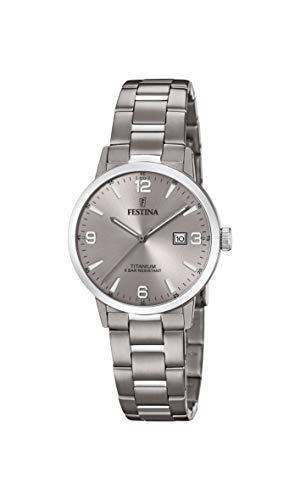 Festina Reloj Modelo F20436/2 de la colección Calendario Ti