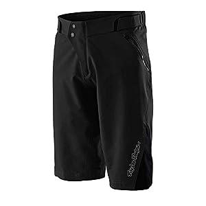Troy Lee Designs Mens | All Mountain | Enduro | Mountain Bike | Ruckus Shorts W/Liner (Black, 36)