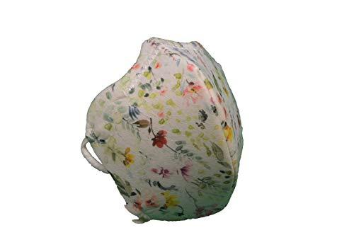 Maskin (3 uds). Mascarilla higiénica reutilizable HOMOLOGADA UNE 0065. Diseñado y fabricado en España. (Adulto, Summer)