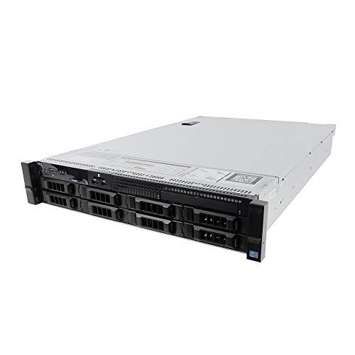 DELL PowerEdge R730 LFF Server 2X E5-2680 v3 24 Cores 128GB RAM H730 24TB Storage (Renewed)