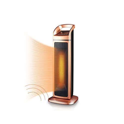 Calentador 2000W oscilante PTC calentador de cerámica torre con control remoto y 2 ajustes de calor del termostato, de vuelco y la protección contra el sobrecalentamiento, for Office y Home Dormitorio