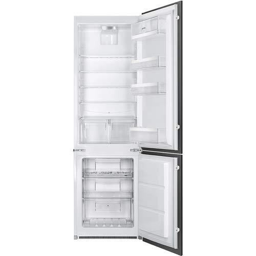 Smeg C3172NP1 Incasso 263L A+ Bianco frigorifero con congelatore