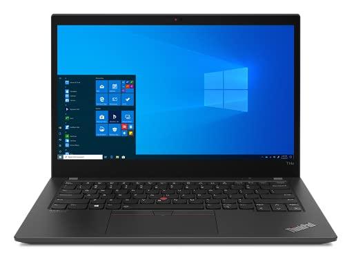 """Lenovo ThinkPad T14s Gen 2 Notebook - Display 14"""" UHD IPS, Processore Intel Core i7-1165G7, 1 TB SSD, RAM 16 GB, 4G LTE, Windows 10 Pro, Villi Black"""