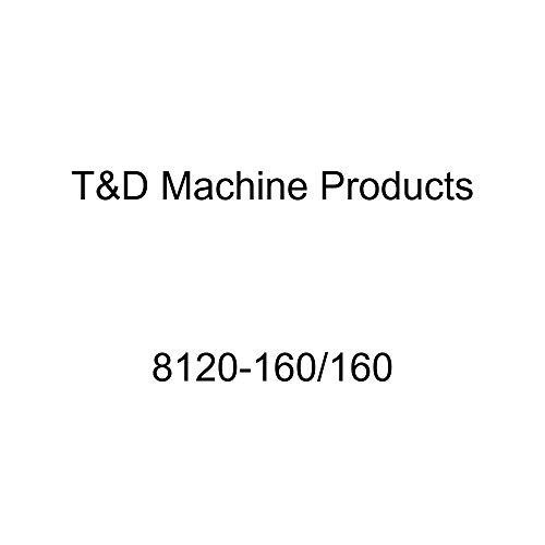 1.5//1.5 Ratio Rocker Arm Shaft Kit for Big Block Mopar T/&D 8241-150//150