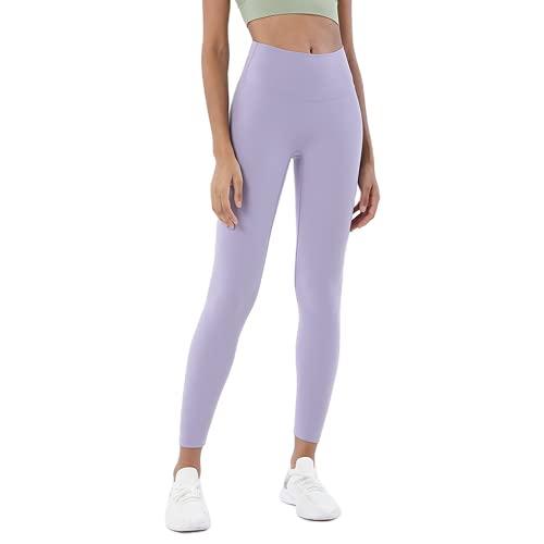 QTJY Pantalones de Yoga Delgados sexys para Mujer, Push-ups, Celulitis, Fitness, Cintura Alta, Levantamiento de Cadera, Pantalones Deportivos, Pantalones para Correr al Aire Libre O M