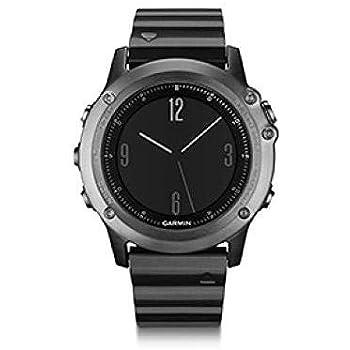 Garmin Fenix 3 Sapphire Multisport Training GPS Watch Performer Bundle