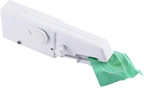 Mini Handheld Naaimachines voor volwassenen Draagbare Naaimachine, Hand-Held Draadloze Elektrische Vloer Naaimachine, Gebruikt Als Doek Stof Naaimachine