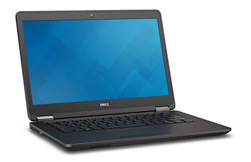 Dell Latitude E7450 14' Intel Core i5-5300U 2.3GHz (2.9GHz turbo), 8GB RAM, 128GB SSD, WLAN, Webcam, Integrated Graphics, Windows 10 Professional (Reconditioned) - QWERTY