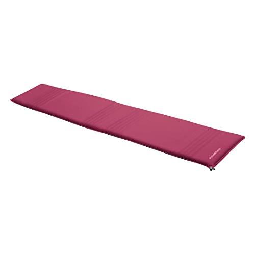 TRANGO Micro Lite LD Colchoneta, Unisex, Purpura/Gris, Talla Única