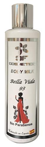 Body Milk Perfumado CIENFRAGANCIAS (Bella Vida)